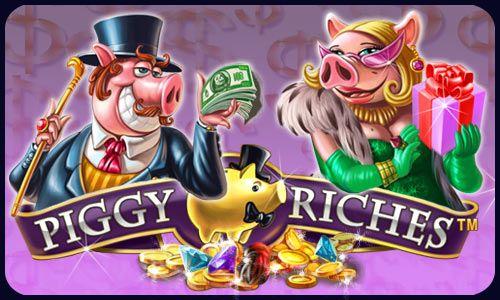 Piggy Riches 51593
