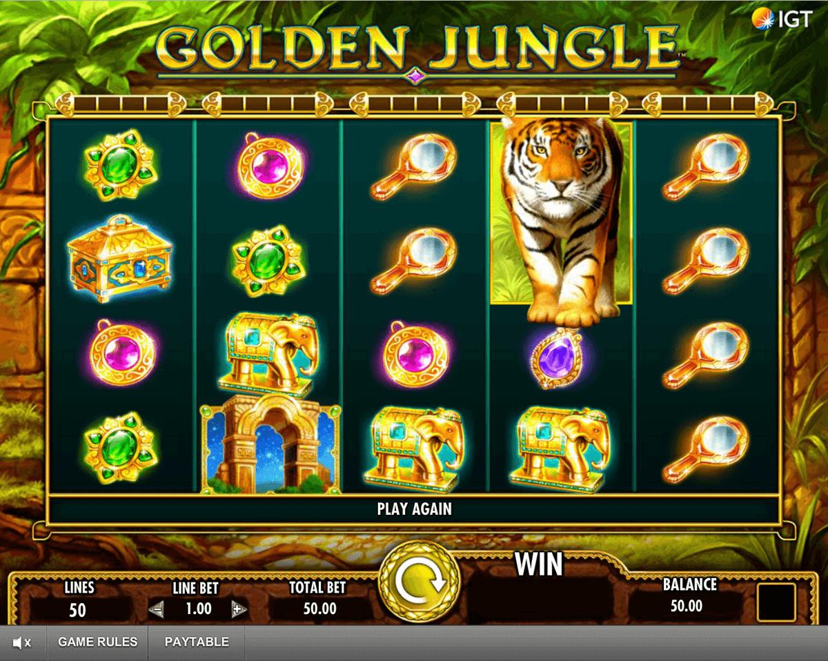 Jungle Games 73554