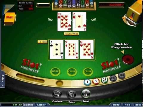 Poker Game 73763
