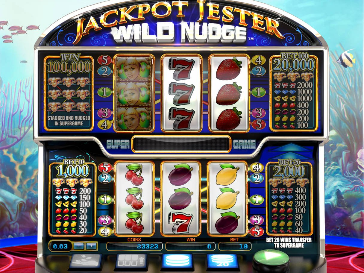 Jackpot Bells Slot 97694