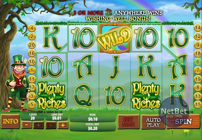 Irish Luck 67568