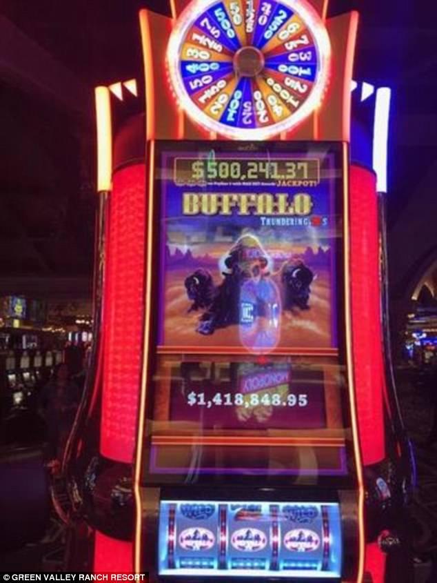 Casino Slot Machine 70922