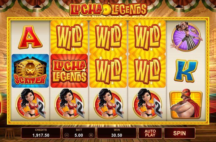 Beginner Slots Lucha 82084
