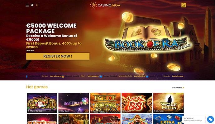 Online Casino 19550