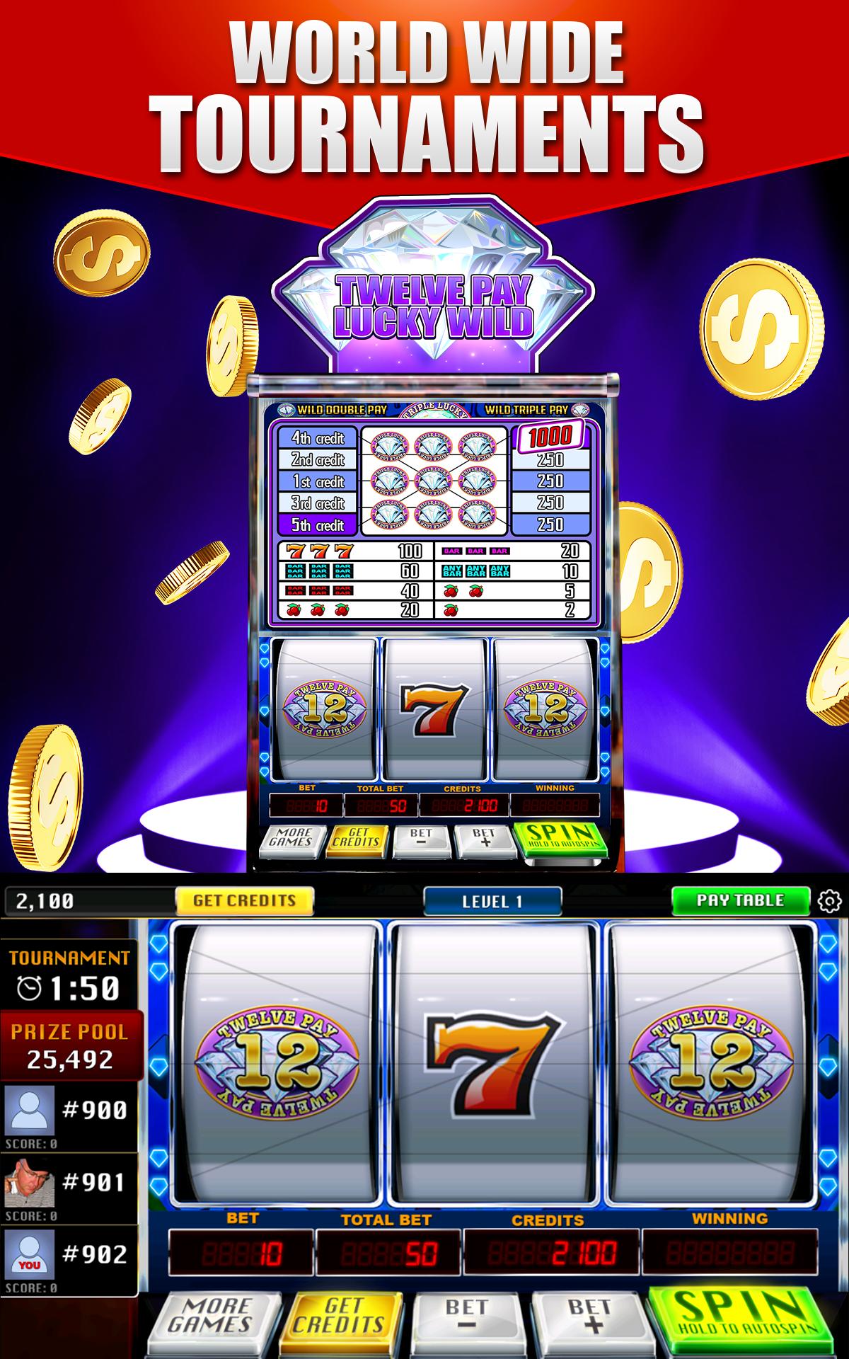 Vegas Casino Slots 74008