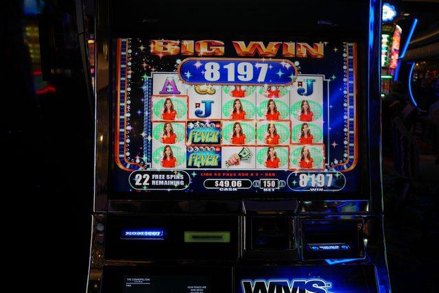 Slot Machine 97630