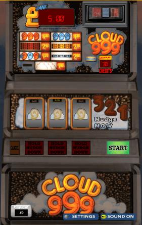 Classic Fruit Slot 68726