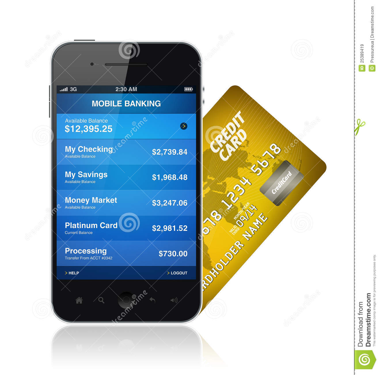 Credit Cards Banking 75087
