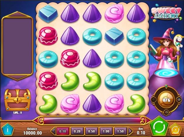 Sweet Alchemy Slot 75612