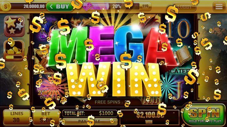 Slot Machine 64170