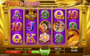 Dragon Kingdom Slot 60077
