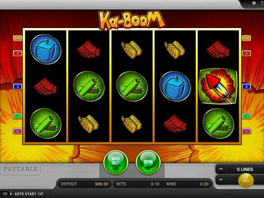 Slot Machine 51507