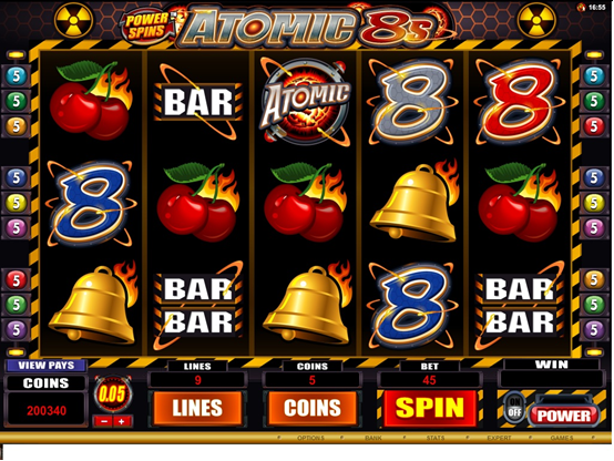 New Slot Machines 61863