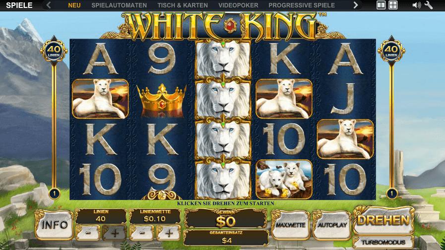 White King 29196
