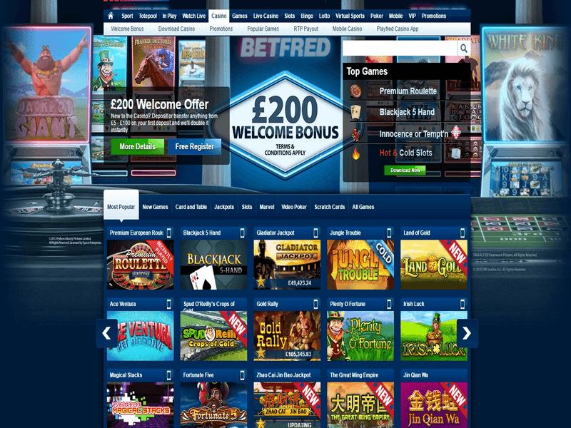 Casino Win Gift 33532