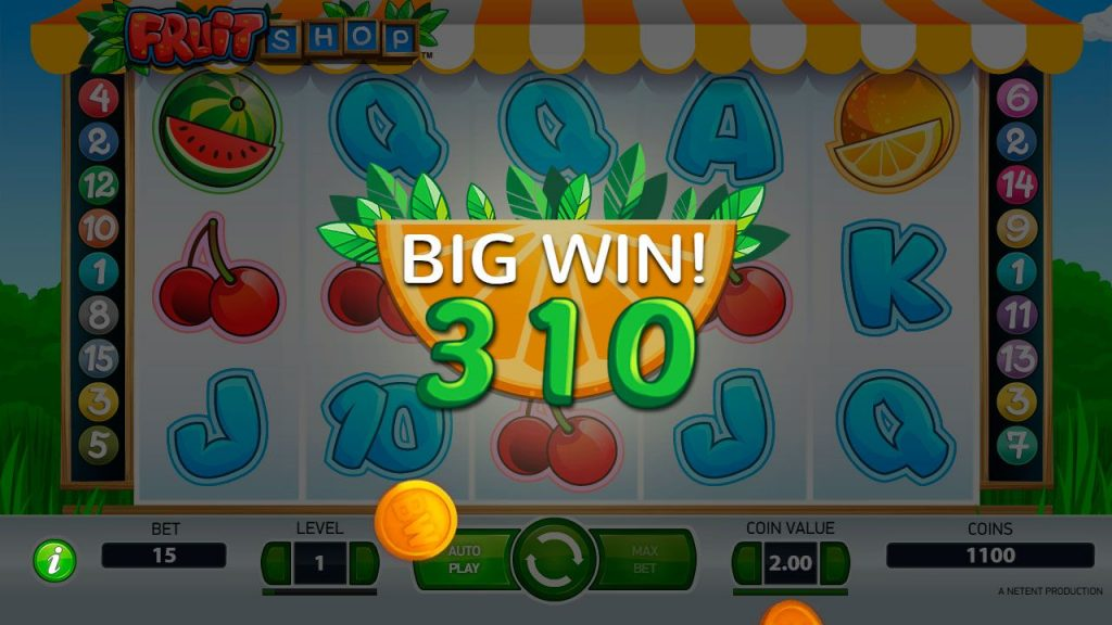 Fruit Shop Slot 36050