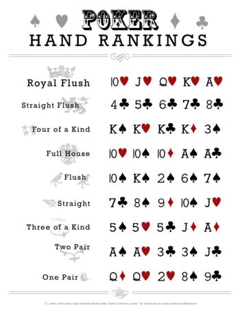Low Hands Win 35904