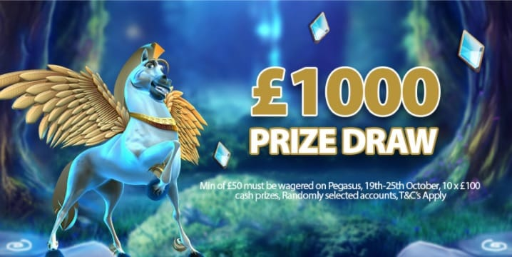 Prize Draw at 35412