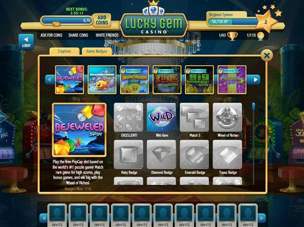 Free Spin Competition 62677