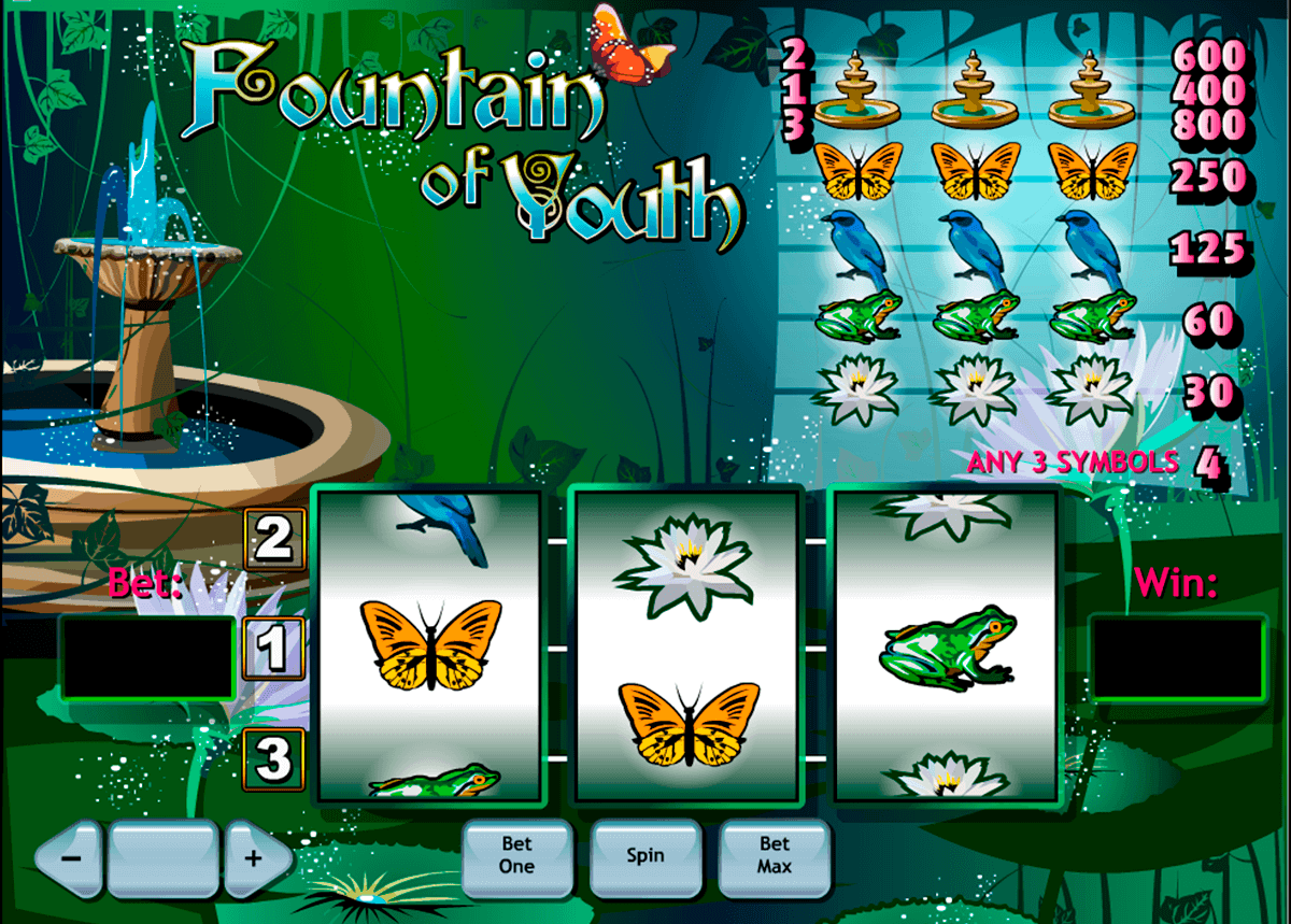 Fountain of Youth 60451