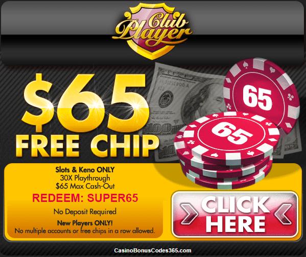 Free Chip Deposit 13782