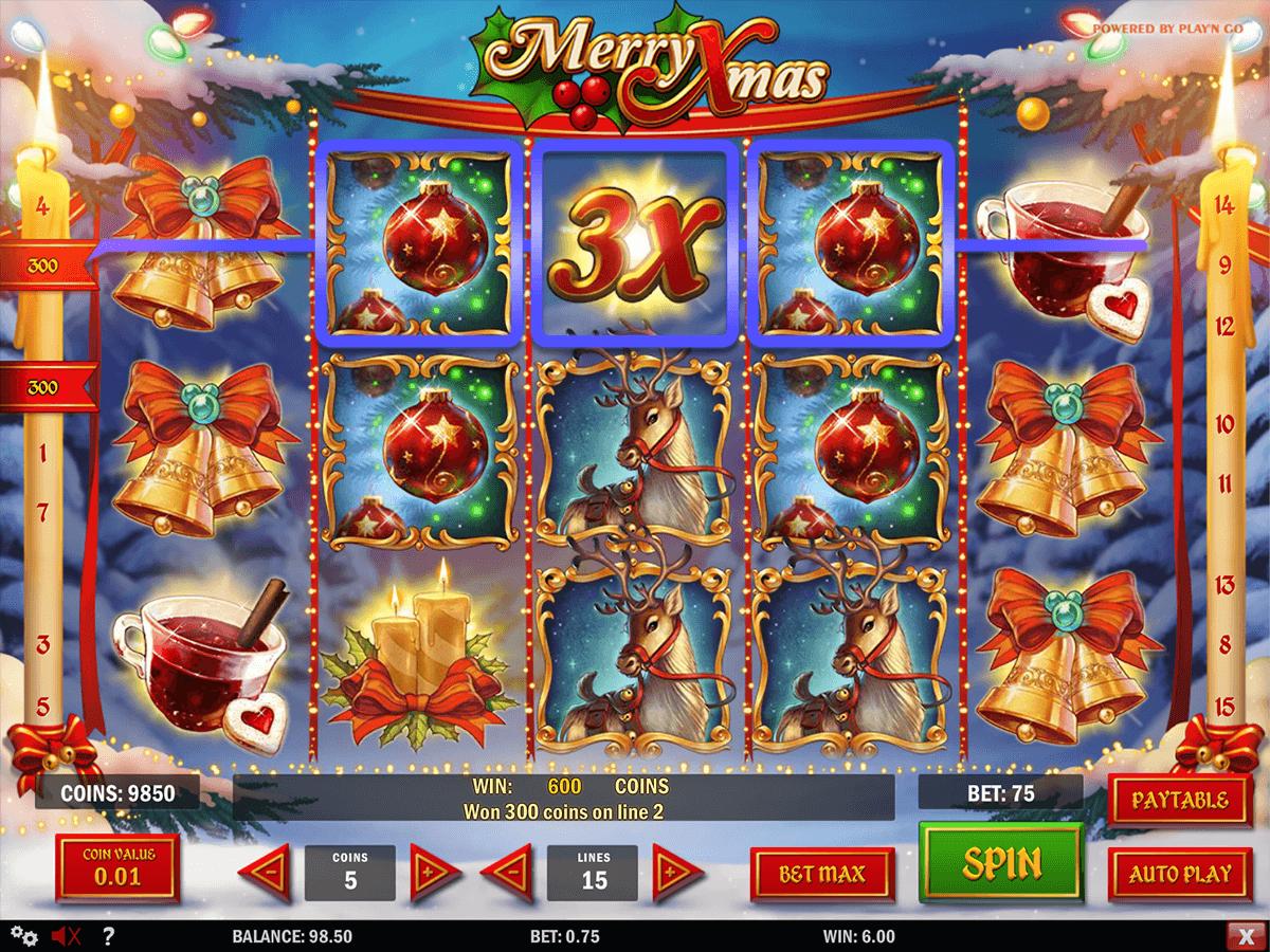 Merry Xmas Slot 99691