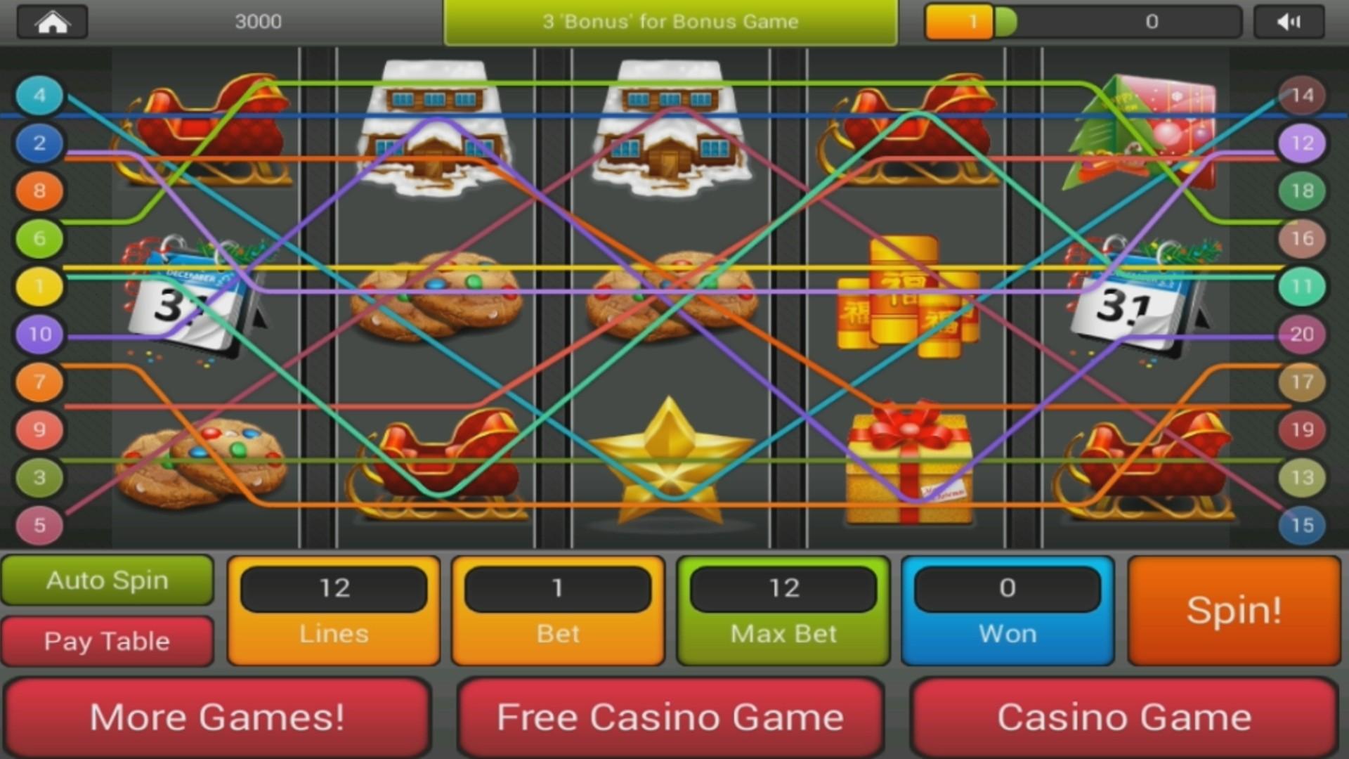 Casino Win Gift 40710