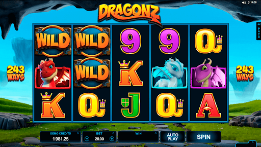 Video Slots Desktop 42146