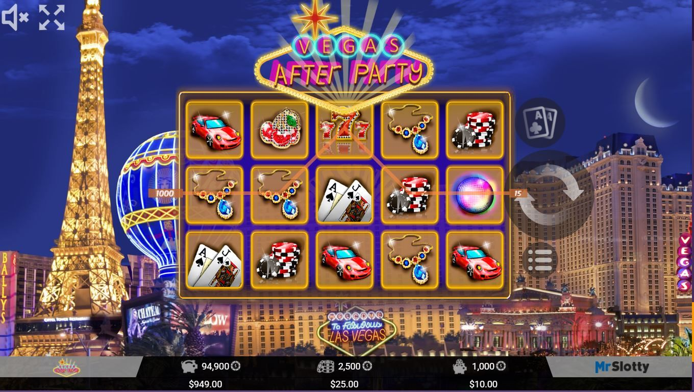 Party Casino 90536