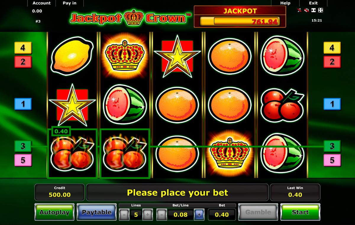Classic Fruit Slot 57121