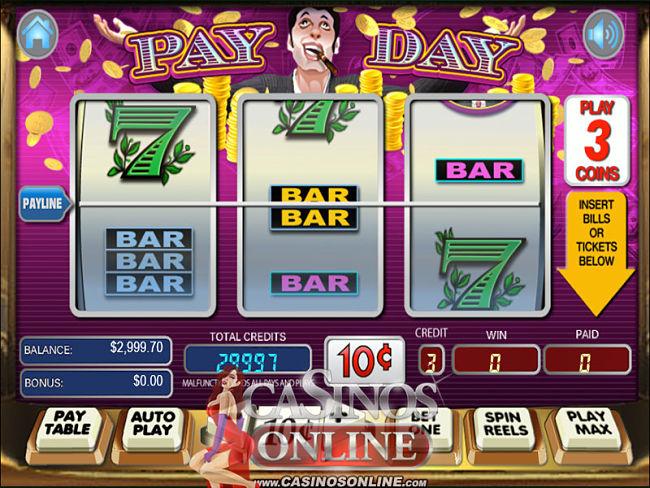 Casino Slot 51378