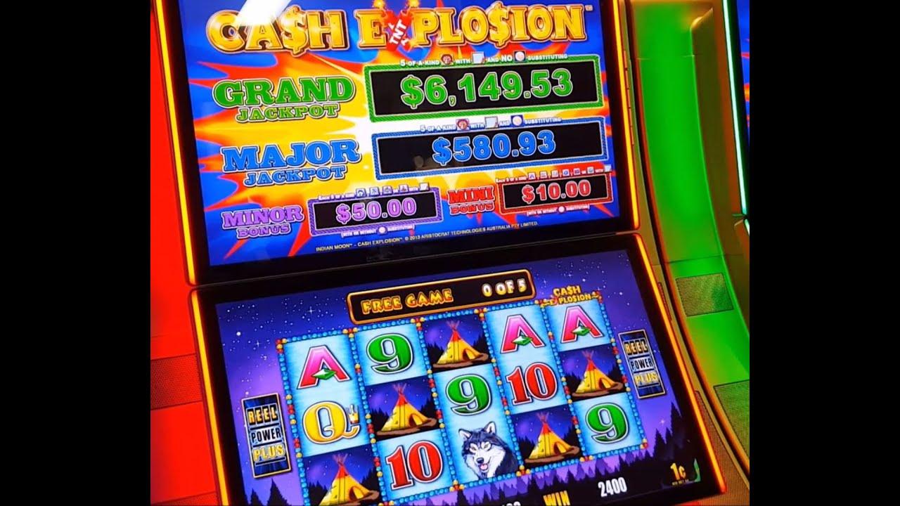 Cash Bomb Slot 92700