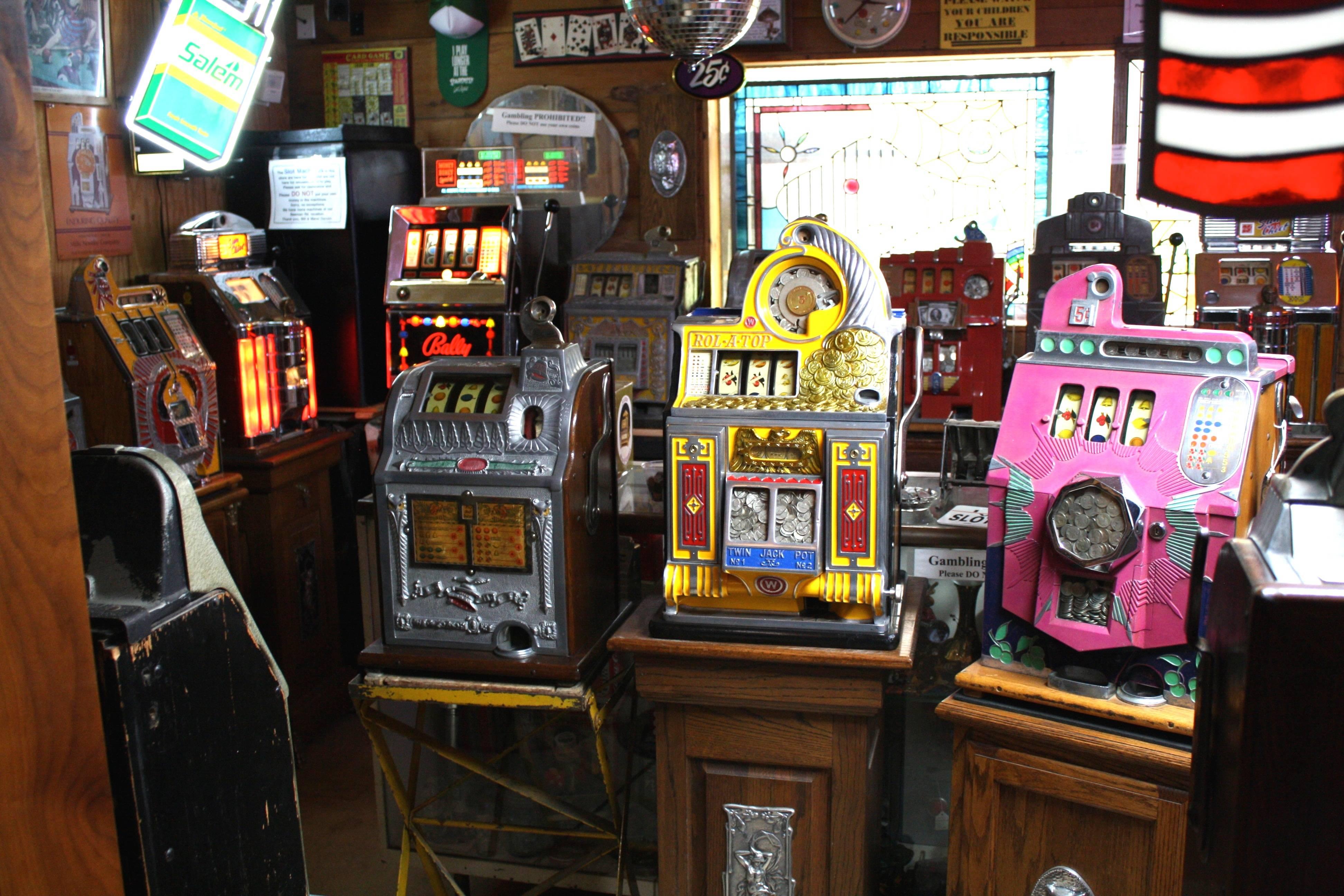 Slot Machine Payouts 8445