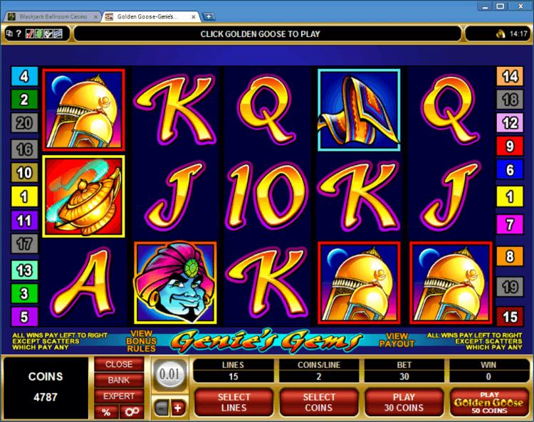 Slot Machine Bet 91844