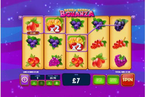 Berry Bonanza Slot 66630