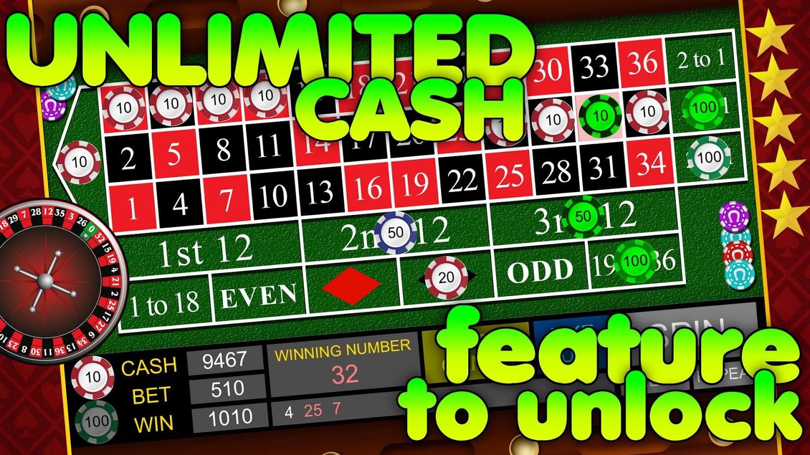 Offline Roulette 6435