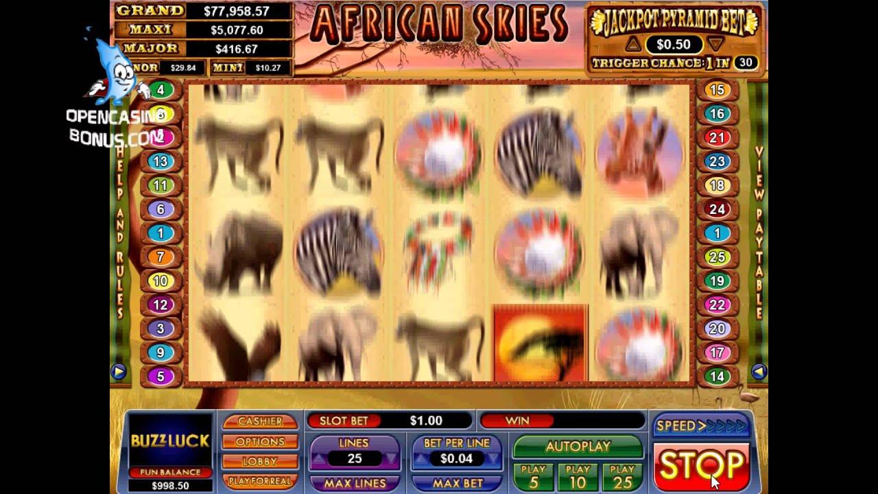 Free Spin Bonus 20117