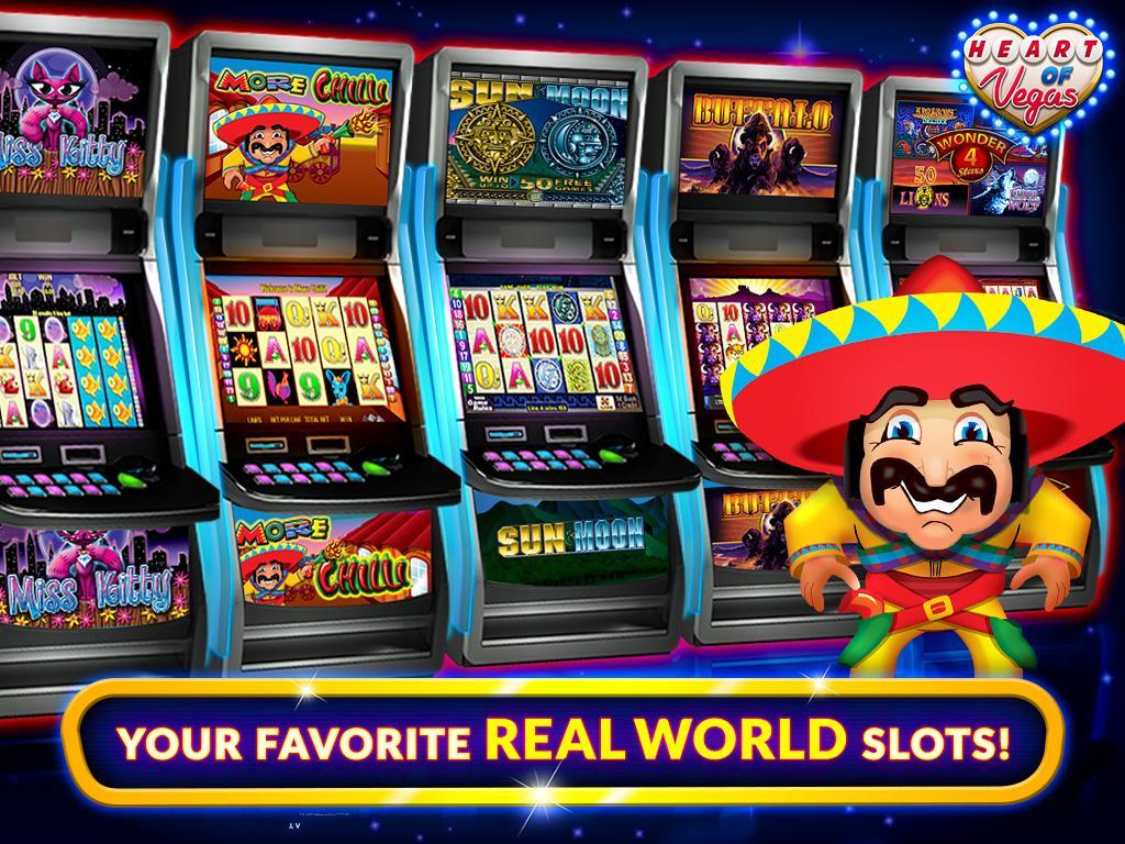 Vegas Casino Slots 74994