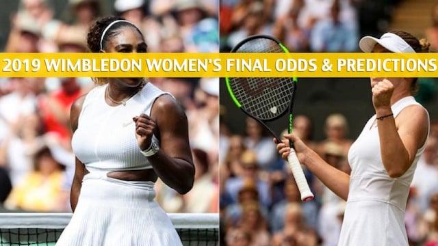Wimbledon Odds 26197