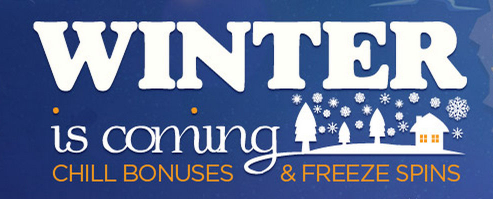 Casino Winter Promotions 91632