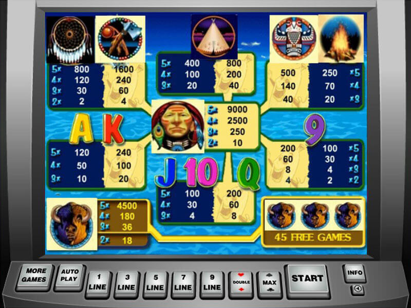 Poker Game Example 9707