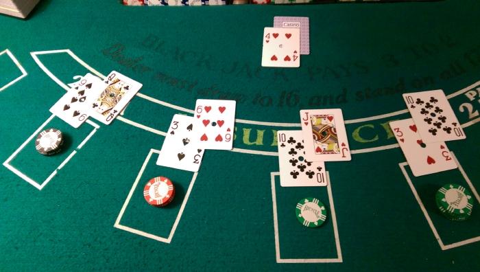 Poker Game 15757