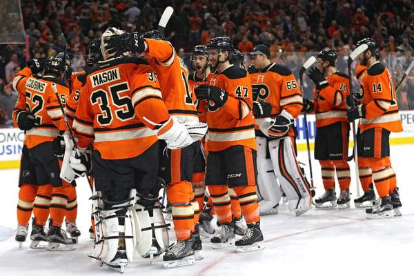 Ice Hockey Betting 9528