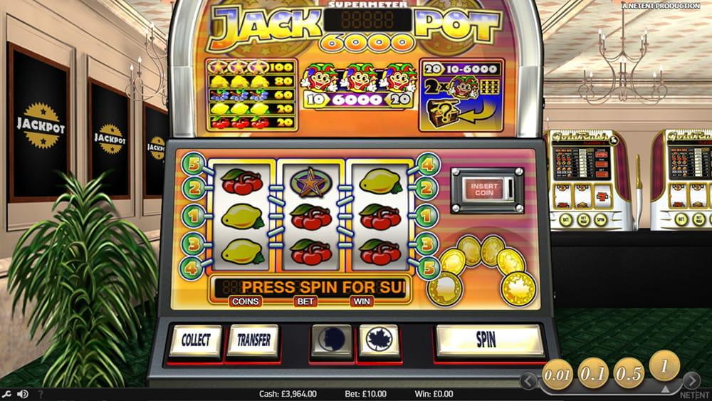 Video Slots 69992
