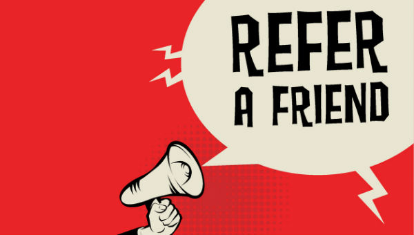 Refer a Friend 9998