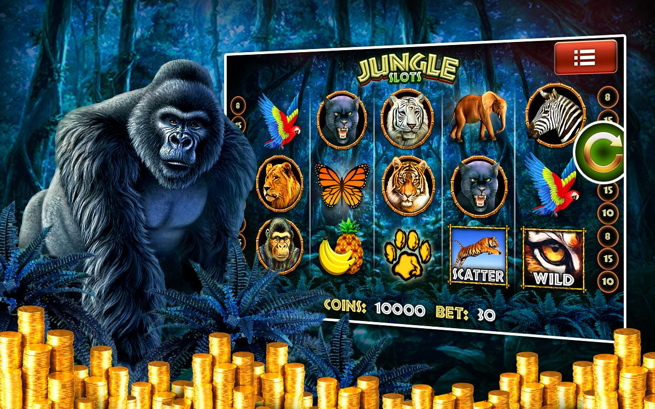 Jungle Slots No Deposit Bonus