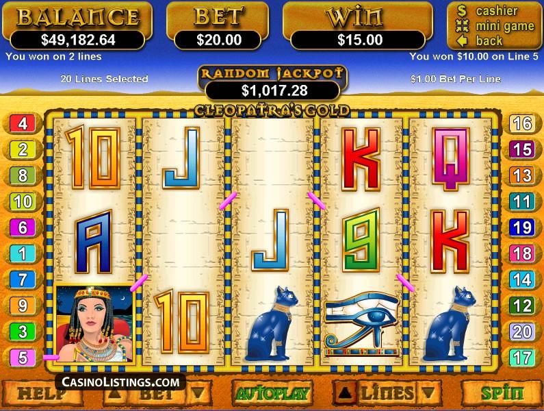Slot Machine 7046