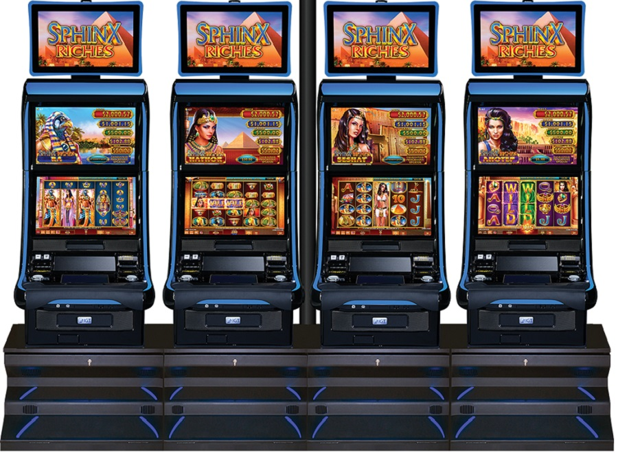 Slot Machines for 91245