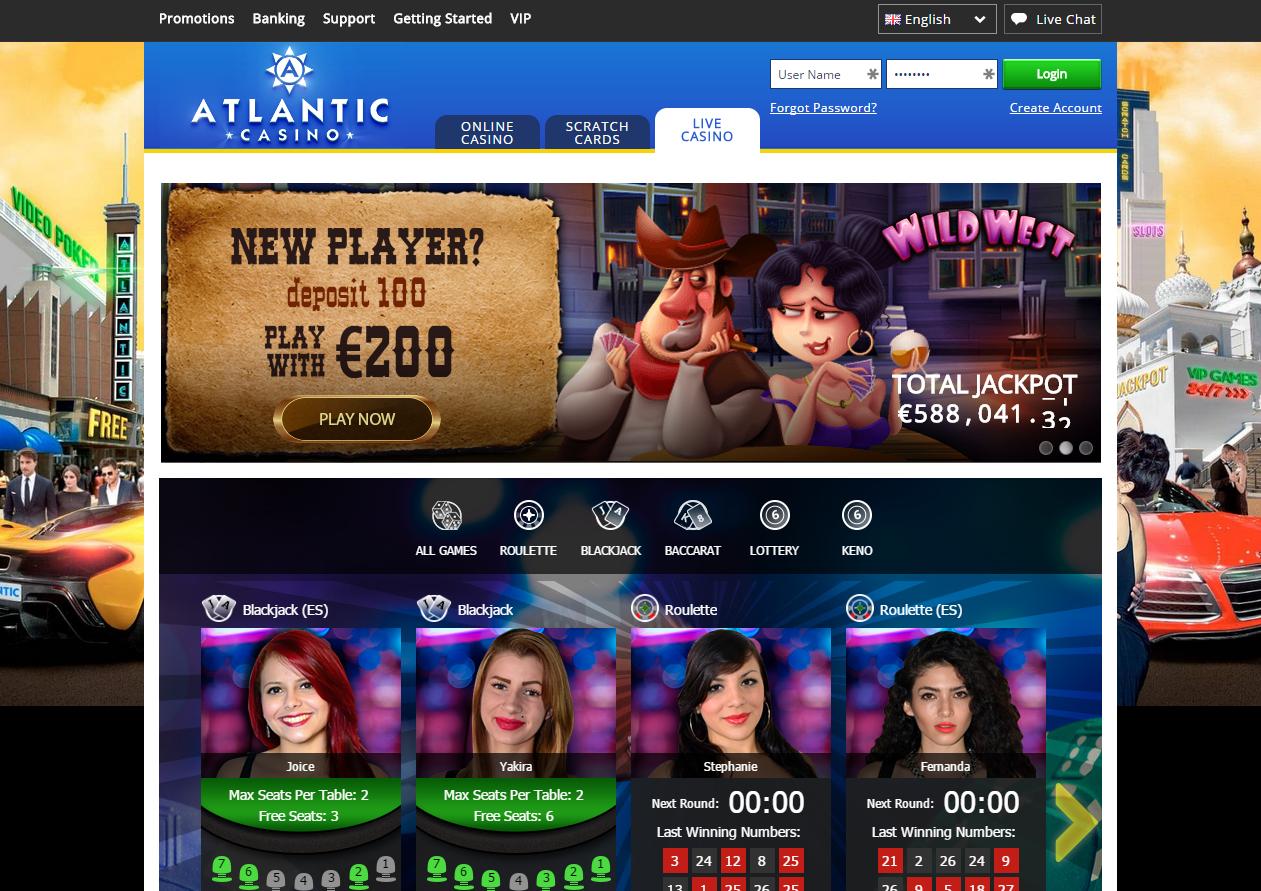 Club Casino Bonus 19004