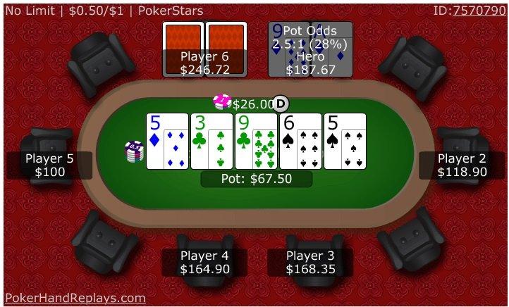Poker Game 90892